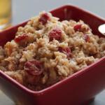 stock oatmeal image