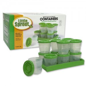 Baby-Food-Containers-By-Little-Sprout-Reusable-Stackable-Storage-Cups-with-Tray-and-Dry-erase-Marker-Set-of-12-2oz-100-BPA-Free-0