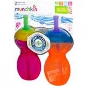 Munchkin-Click-Lock-Straw-Cup-9-oz-2-pk-Colors-May-Vary-0