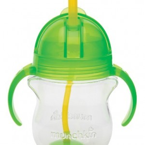 Munchkin-Click-Lock-Weighted-Flexi-Straw-Trainer-Cup-Green-7-Ounce-0