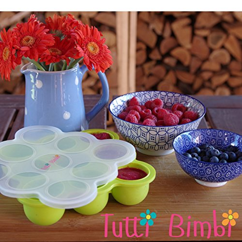 Bpa Free Ice Trays Baby Food
