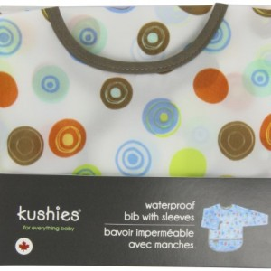 Kushies-Waterproof-Bib-with-Sleeves-0