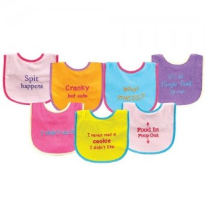 Luvable-Friends-7-Pack-Bold-Sayings-Baby-Bib-0